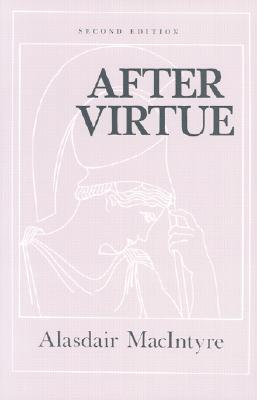 Image for After Virtue: A Study in Moral Theory, Second Edition