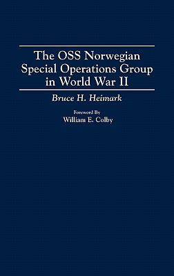 Image for The OSS Norwegian Special Operations Group in World War II