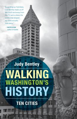Image for Walking Washinton's History: Ten Cities