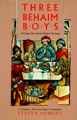 Image for Three Beheim Boys: Growing Up in Early Modern Germany
