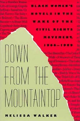 Image for Down from the Mountaintop: Black Women`s Novels in the Wake of the Civil Rights Movement, 1966-1989