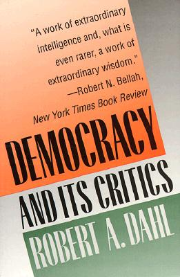 Image for Democracy and Its Critics