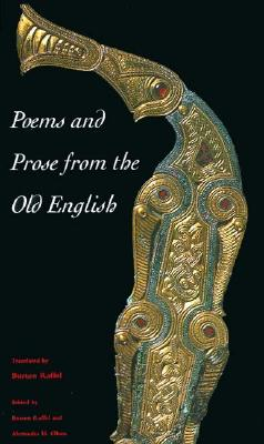 Image for Poems and Prose from the Old English