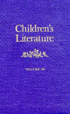 Image for Children's Literature: Volume 26 (Children's Literature Series)