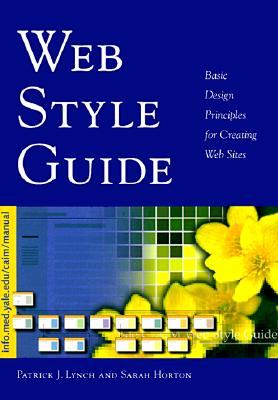 Image for Web Style Guide: Basic Design Principles for Creating Web Sites