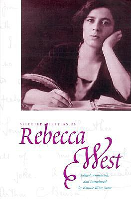 Image for Selected Letters of Rebecca West