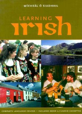 Image for Learning Irish, Text, Audio, and Self-Tutor (Boxed set)