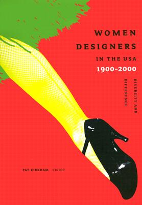 Image for Women Designers in the USA, 1900-2000: Diversity and Difference