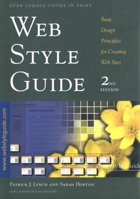 Image for Web Style Guide: Basic Design Principles for Creating Web Sites; Second Edition