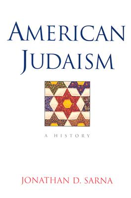 Image for AMERICAN JUDAISM A HISTORY