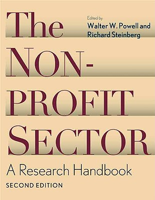 Image for The Nonprofit Sector: A Research Handbook