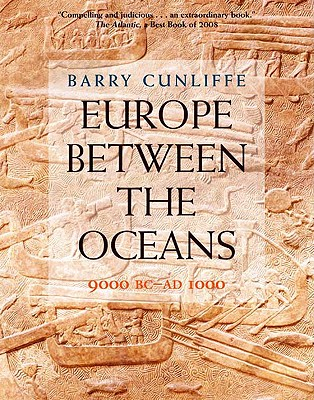 Image for Europe between the Oceans: 9000 BC-AD 1000