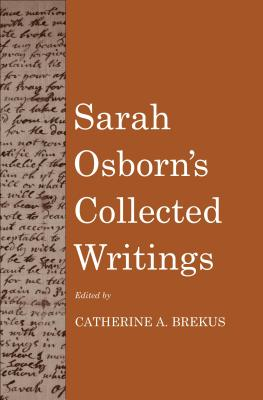 Image for Sarah Osborn?s Collected Writings