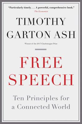 Image for Free Speech: Ten Principles for a Connected World