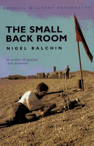 The Small Back Room, Nigel Balchin