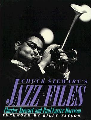 Image for Chuck Stewart's Jazz Files (A Da Capo paperback)