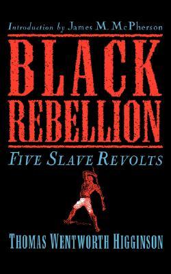 Image for BLACK REBELLION