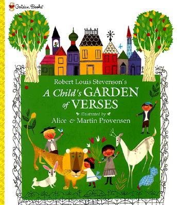 Image for A Child's Garden of Verses (Golden Books Classics)