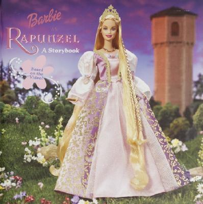 Image for Barbie as Rapunzel: A Storybook (Pictureback(R))