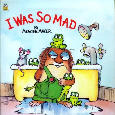 I Was So Mad (Look-Look), Mercer Mayer