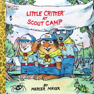 Image for Little Critter at Scout Camp (Look-Look)
