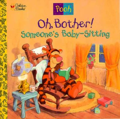 Image for OH BOTHER SOMEONE'S BABY-SITTING