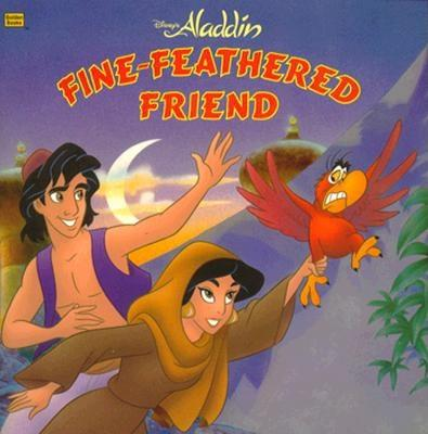 Image for Disney's Aladdin: Fine-Feathered Friend (Golden Look-Look Book)