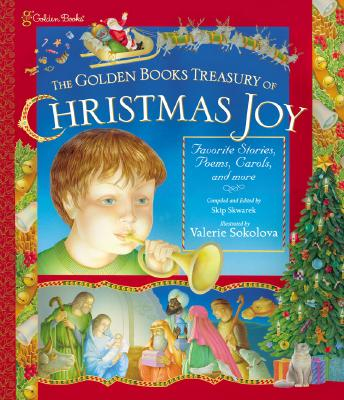 Image for The Golden Books Treasury of Christmas Joy: Favorite Stories, Poems, Carols, and More