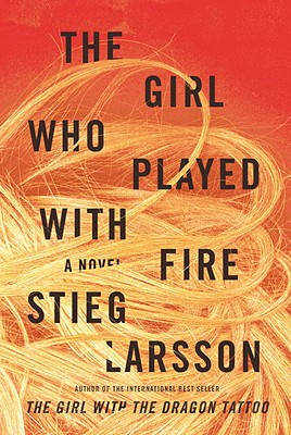 The Girl Who Played with Fire (Millennium ), Stieg Larsson