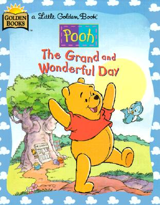 Image for The Grand and Wonderful Day (Little Golden Book)