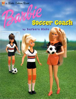 Image for Soccer Coach (Little Golden Book)