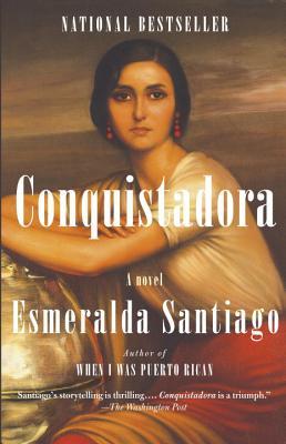 Conquistadora, Esmeralda Santiago