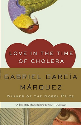 Love in the Time of Cholera (Oprah's Book Club), Garcia Marquez, Gabriel