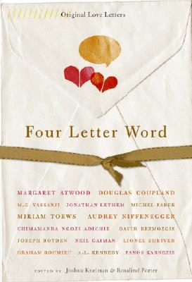 Image for Four Letter Word: Original Love Letters