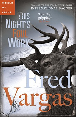 A Climate of Fear, Vargas, Fred