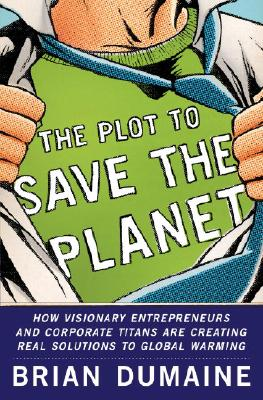 Image for The plot to save the planet