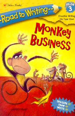 Image for Monkey Business (Road to Writing)