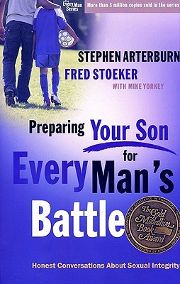 Image for Preparing Your Son For Every Mans Battle Study Guide