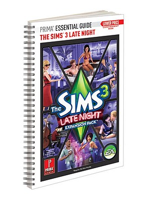 Image for The Sims 3 Late Night - Prima Essential Guide: Prima Official Game Guide