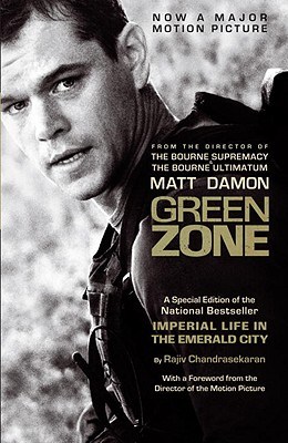 Image for Green Zone (Imperial Life/Emerald City Movie Tie-In Edition) (Vintage)