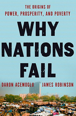 Image for Why Nations Fail