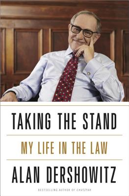 Image for TAKING THE STAND MY LIFE IN THE LAW
