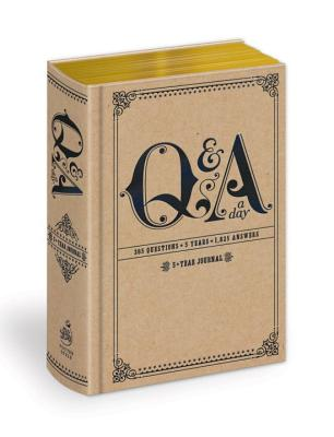Image for Q & A a Day: 5-Year Journal