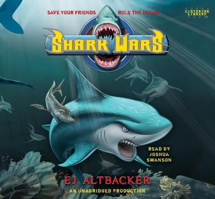 Shark Wars Audiobook CD, E. J. Altbacker (Author)