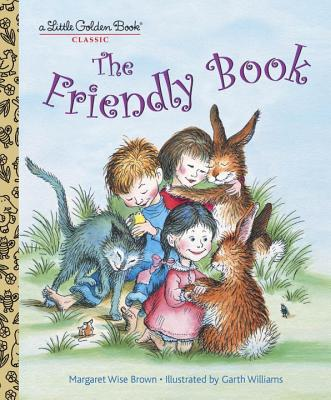 Image for The Friendly Book (Little Golden Book)