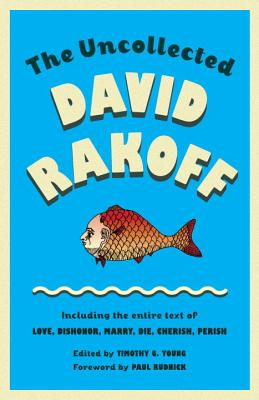 Image for Uncollected David Rakoff, The