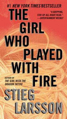 The Girl Who Played with Fire (Vintage Crime/Black Lizard), Stieg Larsson