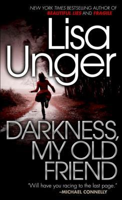 Image for Darkness, My Old Friend (Vintage Crime/Black Lizard)