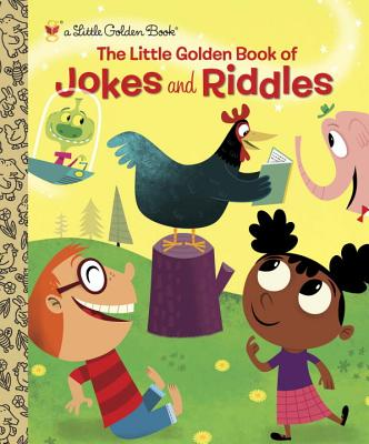 Image for Little Golden Book of Jokes and Riddles