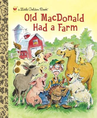Image for Old MacDonald Had a Farm (Little Golden Book)
